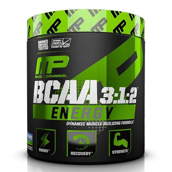 Muscle Pharm BCAA 3:1:2 Energy - 270gm