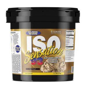 Ultimate Nutrition ISO Sensation 93 - 5 lbs