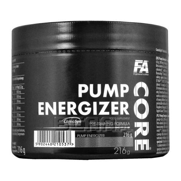 FA CORE PUMP ENERGIZER - 216gm