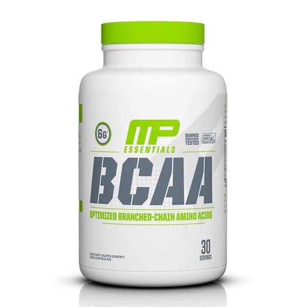 Muscle Pharm BCAA - 240 Caps