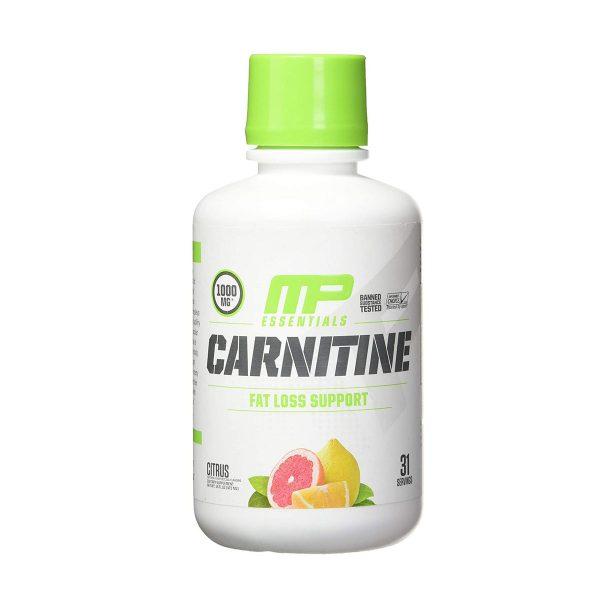Muscle Pharm carinitine core liquid – 473ml