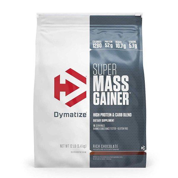 Dymatize Super Mass Gainer- 12 lbs