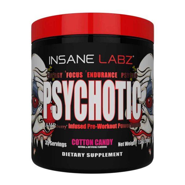 Insane Labz Psychotic - 220Gm