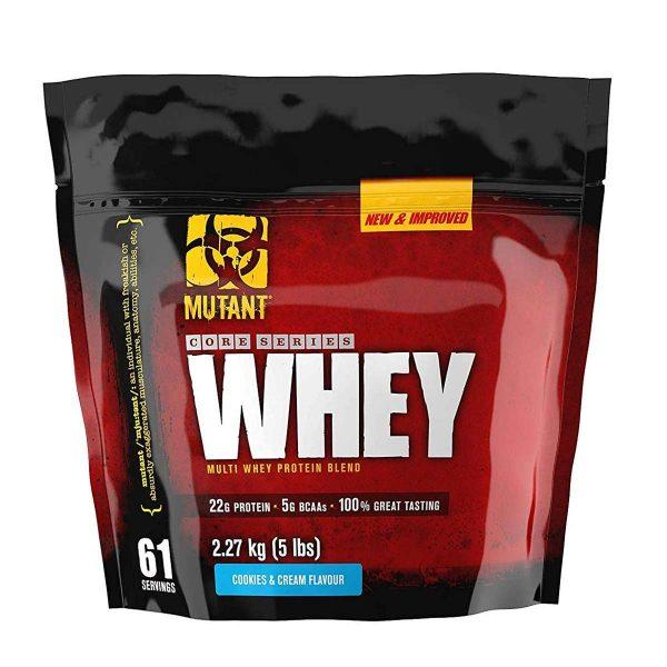 Mutant whey - 5lb