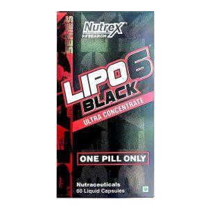 Nutrex Lipo 6 UC - 60 tabs