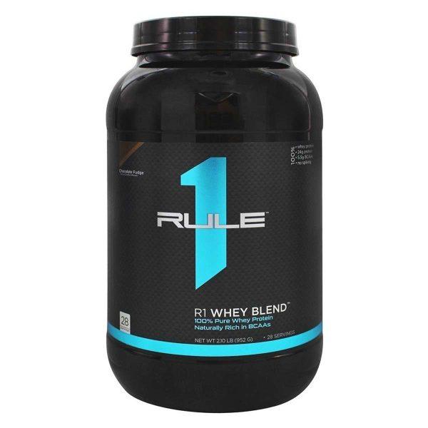 Rule 1 R1 Whey Blend - 2 Lbs