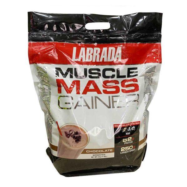 Labrada Muscle Mass Gainer - 11 lbs