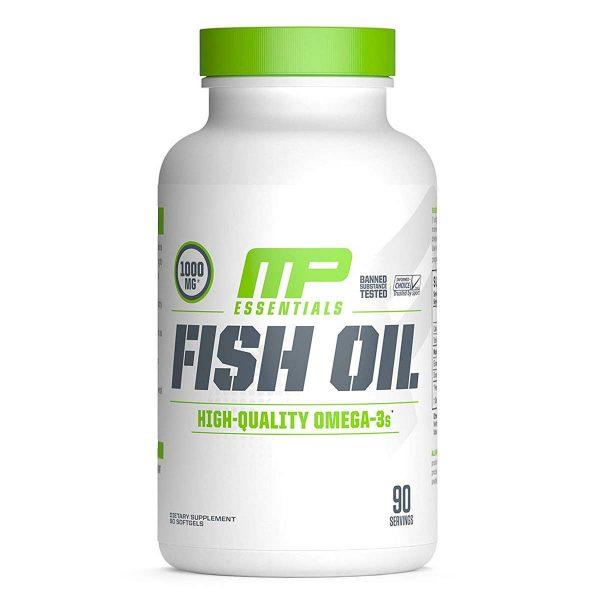 Musclepharm Fish oil - 90 servings