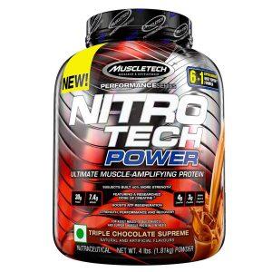 MuscleTech NitroTech Power - 4lbs