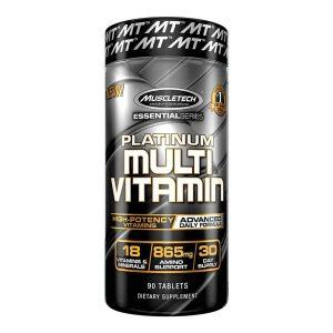 MuscleTech Multi Vitamin - 90 tablets