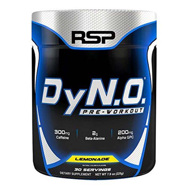 RSP Dyno Pre Workout - 30 Servings