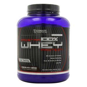Ultimate nutrition prostar 100% whey protien