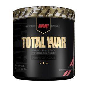 Redcon1 Total War, Pre Workout – 30 Servings