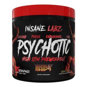 Insane Labz Psychotic Hellboy High Slim Pre-Workout - 35 servings