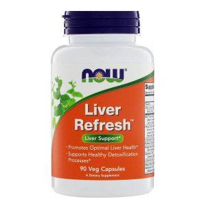 Now Foods Liver Refresh - 90 caps
