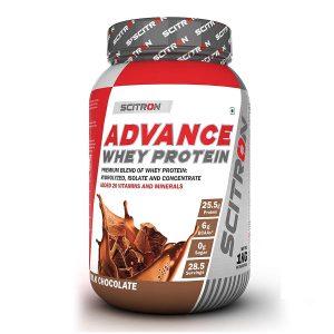 Scitron Advance Whey Protein - 1kg