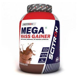 Scitron Mega Mass Gainer - 3kg
