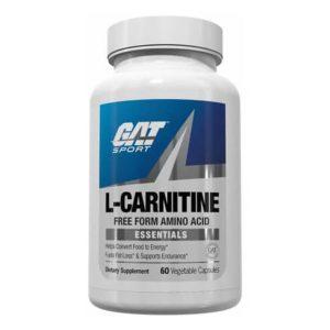 Gat L carnitine 60 tabs